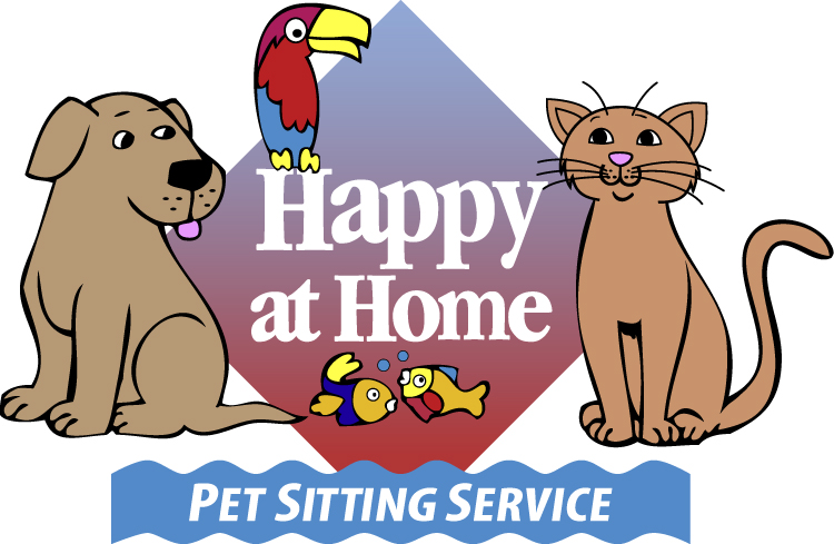 Happy At Home Pet Sitting:Services